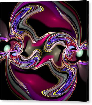 Curbisme-56 Canvas Print by RochVanh