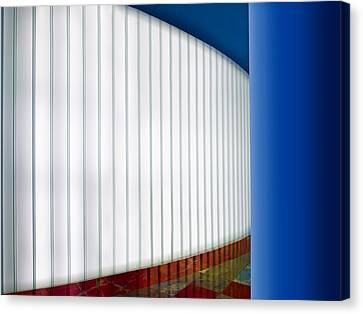 Curve Appeal Canvas Print by Paul Wear