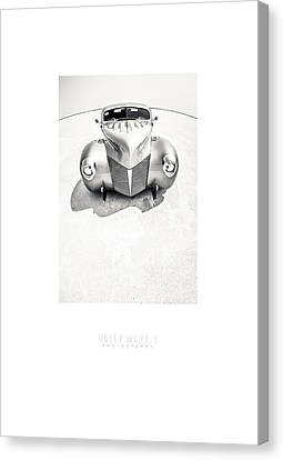 Custom Salt  Canvas Print by Holly Martin