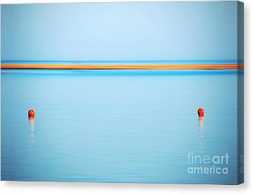 Dahab - Red Sea Canvas Print by Hannes Cmarits