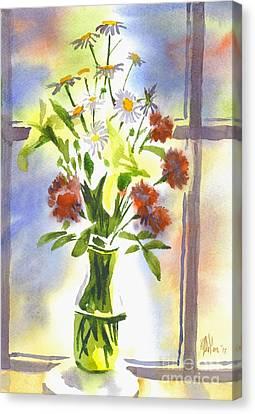 Daisy Supreme Canvas Print by Kip DeVore
