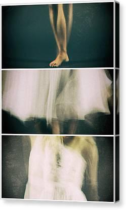 Dance Canvas Print by Jonas Koel