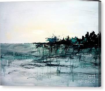 Dawn  Canvas Print by Trilby Cole