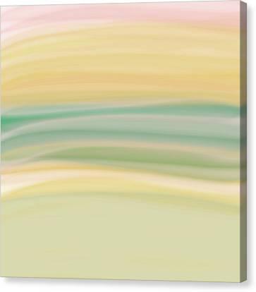 Daydreams 1 Canvas Print by Bonnie Bruno