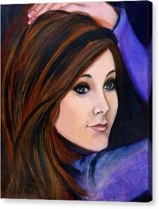 Daydreams Canvas Print by Debi Starr