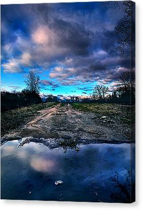 Dead End Canvas Print by Phil Koch