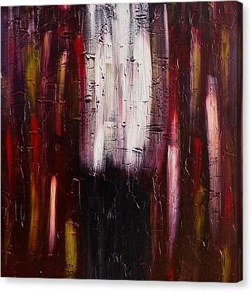Dead End Canvas Print by Rob Van Heertum