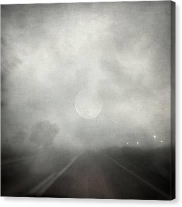 Deadlock Canvas Print by Taylan Apukovska