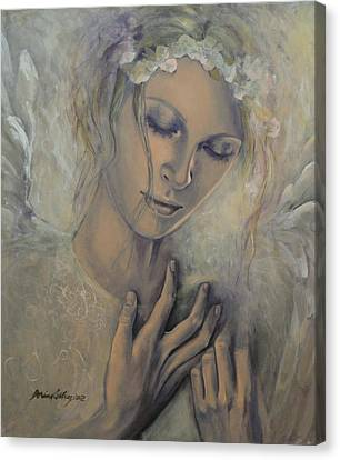 Deep Inside Canvas Print by Dorina  Costras