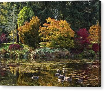 Delicious Autumn - Autumn Art Canvas Print by Jordan Blackstone