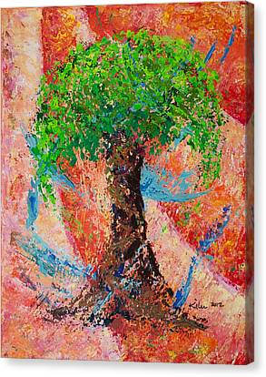 Delight Canvas Print by William Killen