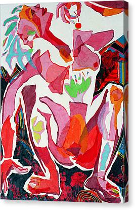 Deliverance Canvas Print by Diane Fine