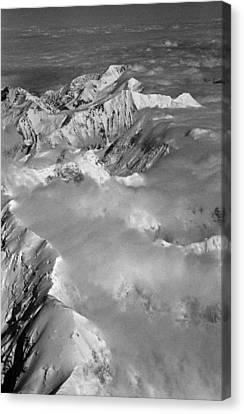 Denali ... Canvas Print by Juergen Weiss