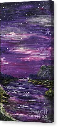 Destination Canvas Print by Regina Wirsich Roberts