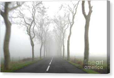 Destination Unknown Canvas Print by France  Art