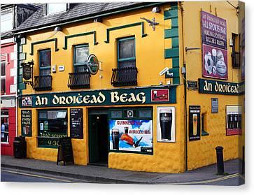 Dingle County Kerry Ireland Canvas Print by Aidan Moran