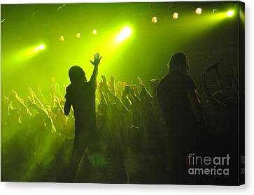 Disciple-kevin-9551 Canvas Print by Gary Gingrich Galleries