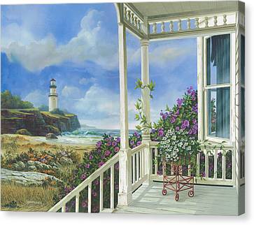 Distant Dreams Canvas Print by Michael Humphries