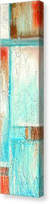 Divisions Canvas Print by Debi Starr