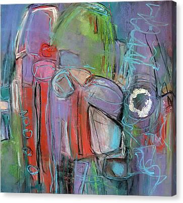 Dizzy  Canvas Print by Katie Black