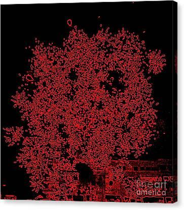 Do You See Me Canvas Print by Shelia Kempf