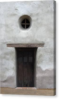 Door-cc Canvas Print by Joey  Maganini
