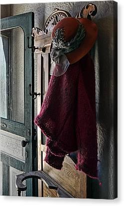 Door's Open Canvas Print by Ed Hall
