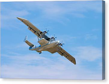 Dornier Do-24 Canvas Print by Adam Romanowicz