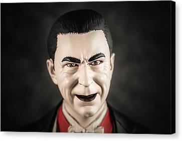 Dracula - Bela Lugosi Canvas Print by Marco Oliveira