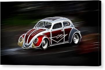 Drag Bug 4 Canvas Print by Steve McKinzie