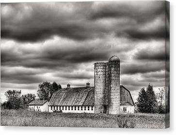 Dramatic Skies  Canvas Print by JC Findley