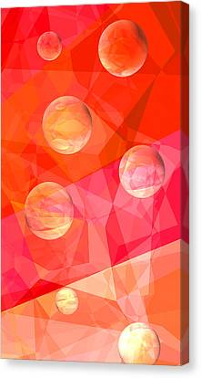 Dream A Little Dream Canvas Print by Wendy J St Christopher