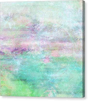 Dream - Abstract Art Canvas Print by Jaison Cianelli