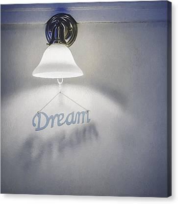 Dream Canvas Print by Scott Norris