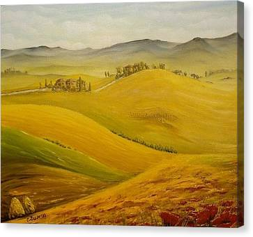 Dream Canvas Print by Svetla Dimitrova
