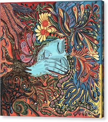 Dream Canvas Print by Vera Tour