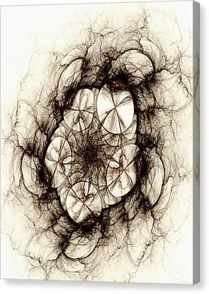 Dreamcatcher Canvas Print by Anastasiya Malakhova