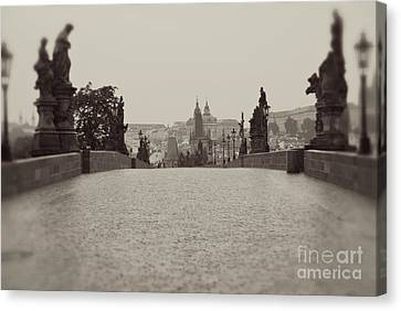 Dreaming Of Prague Canvas Print by Ivy Ho