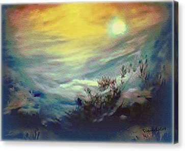 Dreaming Canvas Print by YoMamaBird Rhonda