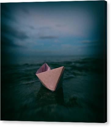 Dreams Canvas Print by Stelios Kleanthous
