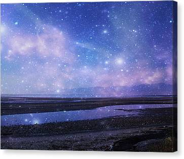 Dreamscape Canvas Print by Marilyn Wilson