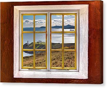 Dubin Bay View Canvas Print by Semmick Photo