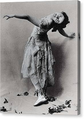 Duncan, Isadora 1878-1927. � Canvas Print by Everett