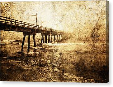 Early Morning 5 Canvas Print by Skip Nall