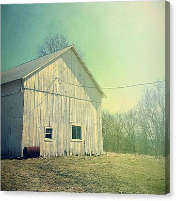 Early Morning Light Canvas Print by Joy StClaire