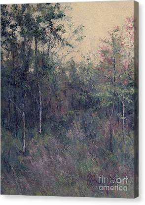 Early September Dusk Canvas Print by Gregory Arnett
