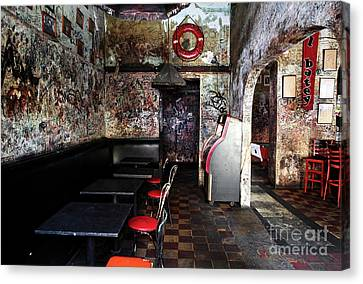 El Batey Canvas Print by John Rizzuto