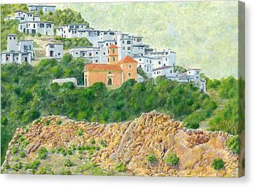 El Golco Canvas Print by John Bray