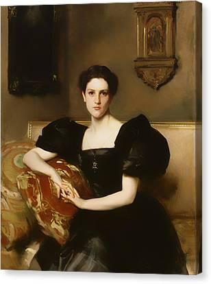 Elizabeth Winthrop Chanler  Canvas Print by Mountain Dreams