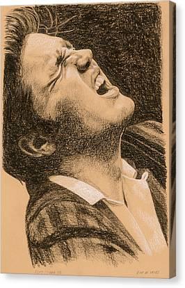 Elvis Studio '56 Canvas Print by Rob De Vries